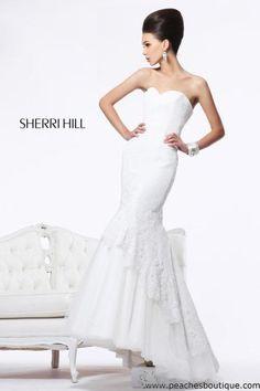 Sherri Hill Dress 21115 at Peaches Boutique