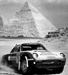 1985 Egyptian Pharaoh Rally winner, 959