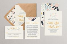 Hey, I found this really awesome Etsy listing at https://www.etsy.com/au/listing/266731195/printable-wedding-invitation-set-floral