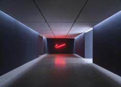 Nike Pop-up Showroom Beijing