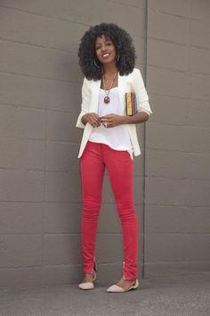 Como usar blazer branco: a terceira peça coringa para seus looks - Dicas de Mulher