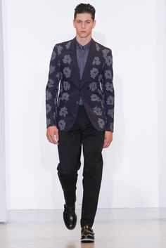 Calvin Klein Collection Spring 2013 Menswear Collection Slideshow on Style.com