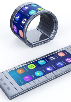 The first bendable smartphone is here!