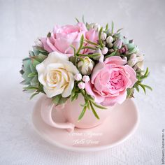 Exceptional diy flowers information are offered on our web pages. Have a look and you wont be sorry you did. Hyacinth Flowers, Clay Flowers, Paper Flowers, Flowers Garden, Wine Bottle Crafts, Mason Jar Crafts, Mason Jar Diy, Flower Box Gift, Flower Boxes