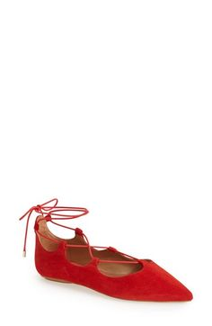 67670d679 25 Best Fierce flats. images in 2015 | Pointy toe flats, Ankle ...