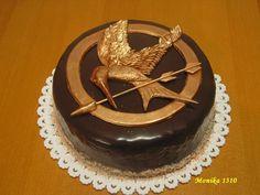 Cake Hunger games - Cake by Monikine torty