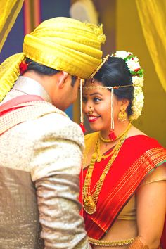 These trendsetting Maharashtrian weddings will leave you spellbound. Traditional yet so contemporary; check them out!