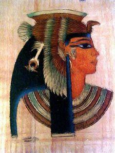 Cleópatra VII Thea Filopator (Janeiro de 70 a.C. ou Dezembro de 69 a.C. - 12 de Agosto de 30 a.C.) Filha de Ptolomeu XII e de Cleópatra V. Ultima rainha da dinastia de Ptolomeu, general que governou o Egito após a conquista pelo rei Alexandre III da Macedônia.