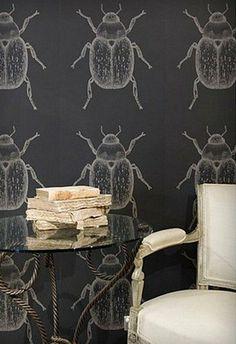 Жуки, стрекозы и одуванчики:: #wall