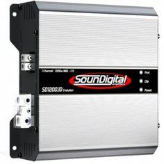 Soundigital Amplifiers