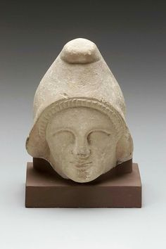 Limestone statuette of an oriental god or hero. Cypriote. Early Hellenistic. Late 4th–3rd century B.C. | Museum of Fine Arts, Boston