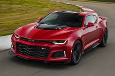 Chevrolet Camaro ZL1 : simply the best ?