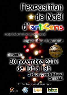 #exposition de #Noël à #Grenoble