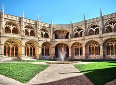 Resultado de imagen de claustro jeronimos lisboa
