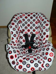 Sew An Infant Car Seat Cover