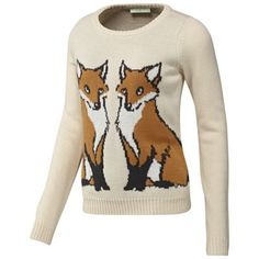 adidas Fox Sweater