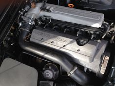 Audi RS2 turbo engine by Porsche