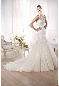 Vestidos de noiva Pronovias Oleva 2014