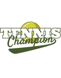 Tennis champion North Face Logo, The North Face, Tennis, Champion, Logos, Design, The Nord Face, Real Tennis, Logo