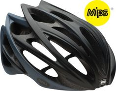 Bell gage with MIPS helmet, ombre