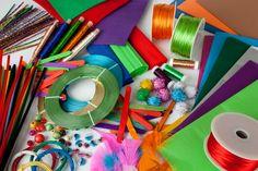 Cintas, alambres, papel crepe, avalorios etc. para hacer tus manualidades.... visita nuestras tiendas siempre van llegando cosas nuevas