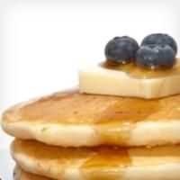 Combine the almond flour, protein powder, soy flour and baking powder together. Stir in the beaten egg and cottage cheese until blended.  Heat a large nonstick pan over medium heat. Lightly grease with butter or canola oil, drop batter onto the pan. When bubbles begin to form in the middle of each …