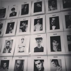 Men's wall