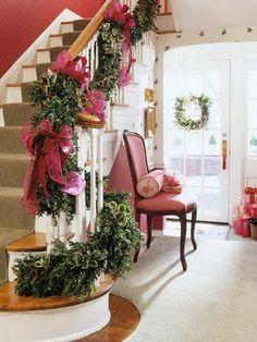 escalera navideña2
