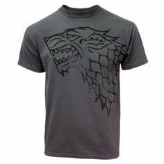 Juego de Tronos - Camiseta Stark: HBO Shop Europe