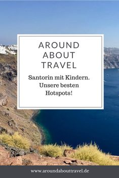 - Around About Travel - New Ideas Santorini, See It, Most Beautiful Pictures, In The Heights, Told You So, Vacation, Travel, Image, Viajes