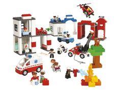 Lego Duplo 9209 reddingservice