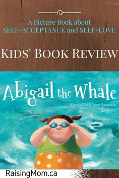 "Abigail is a heavy child who dislikes her swimming lessons because she is self-conscious about how she moves in the water due to her size.  Her classmates shout ""Abigail is a whale!"", much to her shame. At the end of the lesson her instructor (a plus-sized man) pulls her aside to offer words of wisdom and challenges her to change her perspective on how she perceives herself and her body as he compliments her skills as a swimmer.  He tells her that ""we are what we think"" and that if she wants…"