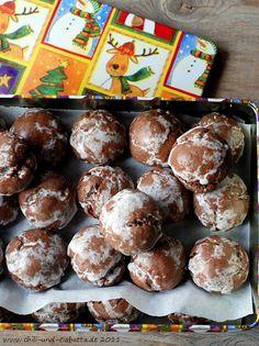 Russische Lebkuchen - super Rezept für Plätzchen zu Weihnachten / Weihnachtsplätzchen