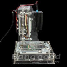 Mini DIY Laser Engraving Machine