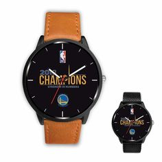 on sale a145a 8b496 Awesome 2018 NBA Champions Golden State Warriors Watches For Men (6 Styles)  - 50
