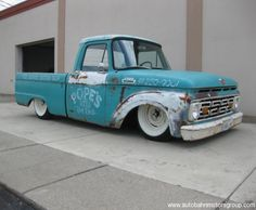 Great looking truck - very cool. Also in Smyrna, TN via WGNS, Murfreesboro Radio