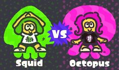 The next Splatfest in NA is Squids versus Octopi! Starts 7/20 http://bit.ly/2lnzap3 #nintendo