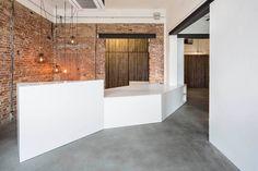 D13 tattoo studio architecture ank interior pinterest for Tattoo shop hackney road