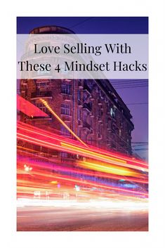 Traffic & Conversion: Love Selling With These 4 Mindset Hacks You Can Do, Make You Feel, How Are You Feeling, Rejection Hurts, Number Games, Good Listener, How To Gain Confidence, When You Know, Listening To You