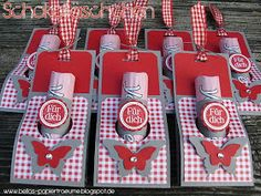 Shower Bebe, Candy Crafts, Envelope Punch Board, Bottle Box, Treat Holder, Paper Gifts, Stamping Up, Craft Fairs, Little Gifts