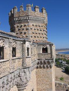 Castillo Neuvo de Manzanares el Real, Town of Manzanares el Real, Spain