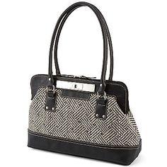 American Living Hayden Park Handbag - jcpenney Women's Handbags, Park, American, Accessories, Fashion, Moda, Fashion Styles, Parks, Fasion