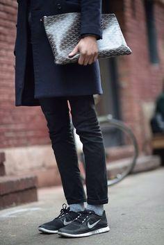 Sneakers, nike free run fashion moda, look fashion, street fashion, womens fashion Fashion Mode, Look Fashion, Street Fashion, Womens Fashion, Fashion Trends, Berlin Fashion, Korean Fashion, Nike Free 3.0, Nike Free Runs