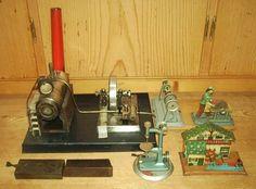 101 alte Dampfmaschine mit Zubehör Wilesco ? Home Appliances, Ebay, Steam Engine, House Appliances, Appliances