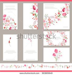 Happy Easter Templates Labels Borders  Easter Vector