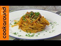 Spaghetti all'acciuga | Video veloce