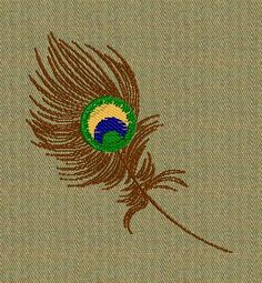 FREE PEACOCK EMBROIDERY - EMBROIDERY DESIGNS