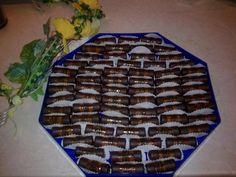 Grilažove trubičky Confectionery, Author