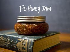 wellpreserved.ca Small-Batch Preserving: Fig Jam Recipe (with honey)