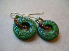 earrings by Julie space